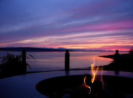 Beach Gardens Resort and Marina, Powell River