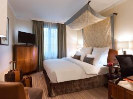 布鲁塞尔大广场华威酒店, 布鲁塞尔