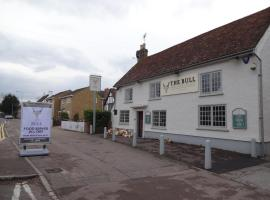 The Bull Hotel, Barton in the Clay