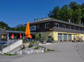 Hotel Restaurant Waldegg, Brunig