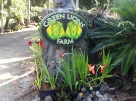 Green Lions Bed & Breakfast