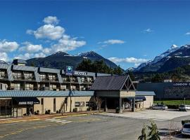Sea to Sky Hotel and Conference Centre, Squamish