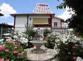 Villa Paradiso, Racalmuto