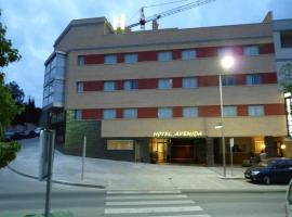 阿维尼达莫雷尔酒店, 厄尔·莫雷尔