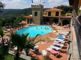 拉马尔瓦别墅酒店, 博奇奥阿拉马尔瓦