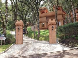 Pousada do Castelo, מונטה ורדה