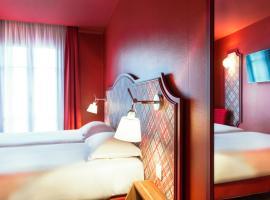 快乐文化鲍里斯五世酒店