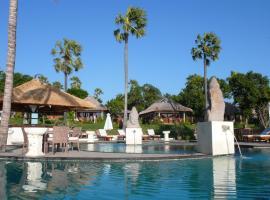 悉达多海滨度假酒店及Spa, 图兰奔