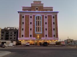ليالي الفيروز للوحدات السكنية المفروشة (للعائلات فقط), جدة