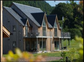 Mains of Taymouth Country Estate 5* Gallops Apartments, 肯莫尔
