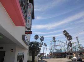 Carousel Beach Inn, Santa Cruz
