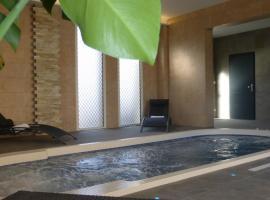 艾瑞娜SPA酒店, 蓬托尔松