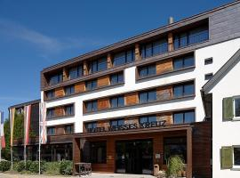 维斯科鲁兹酒店 , 费尔德基希