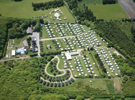 Riis Camping & Cottages, جايف