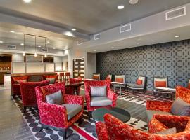 Hampton Inn and Suites Cincinnati - Downtown, סיסינטי