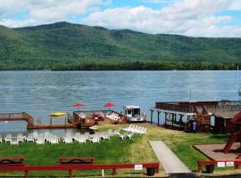 Flamingo Resort on Lake George, Diamond Point