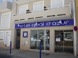 Hotel Quai d'Azur, Le Grau-du-Roi