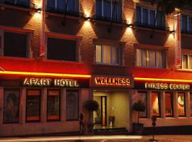 شقق ويلنيس الفندقية, بروكسل