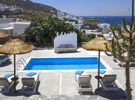 Thalassa Prive Villa & Luxury Suites, 奥诺斯