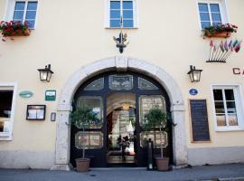 高德纳安克餐厅酒店, 海博格安德尔多纳