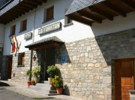 Hotel Lo Foraton, Hecho