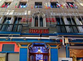 Hotel Paris Centro, سرقسطة
