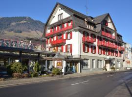 Hotel Löwen, Lungern
