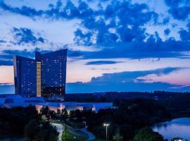 金神大赌场高级套房酒店, 安卡斯维尔