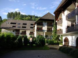 施瓦兹沃德布利克伯格酒店, 特里贝格