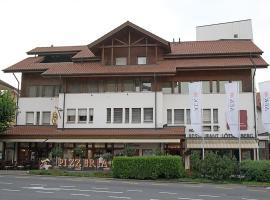 فندق لوتشبيرغ , سبيز