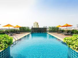 Adelphi Pattaya, Trung tâm Pattaya