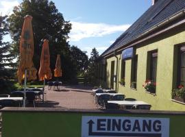 Restaurant & Pension Zum Flieger, Kossow