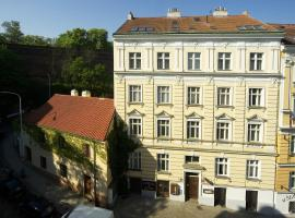 Apartments Vysehrad With Free Parking