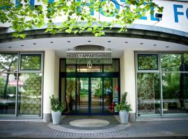 City Hotel Fortuna Reutlingen, ريوتلنجن