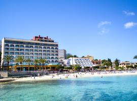 Seramar Hotel Comodoro Playa, Thị trấn Palmanova