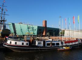 Hotelboot Zwaan, אמסטרדם