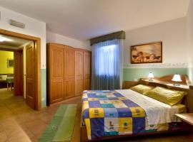 Agritur Pra Sec Apartments, ترينتو