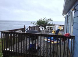 A Seaside Treasure, Mill Cove
