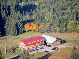 Buronhütte, Wertach