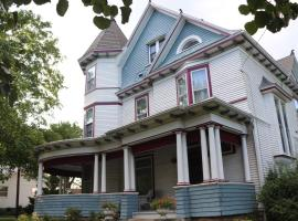 Rose Heart Inn, Mount Gilead