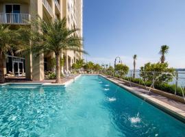 迈阿密马雷海岸大湾豪华公寓, 迈阿密