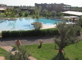 Villa et Appartements Résidence Habiba, مراكش