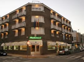 Hotel Teruel, 比纳罗斯