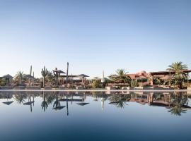 Fellah Hotel, بو عزة