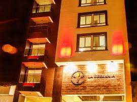 拉布卡拉曼加塞拉尼亚酒店, Bucaramanga