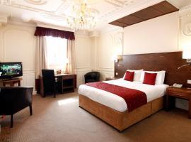Mercure Wolverhampton Goldthorn Hotel, וולברהאמפטון