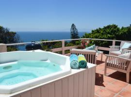 Seabreeze Luxury Two Bedroom Self Catering Penthouse