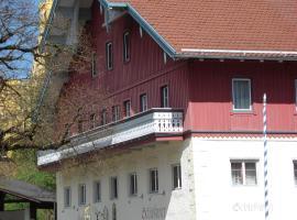 Gasthof Schloßwirt, 布兰嫩堡
