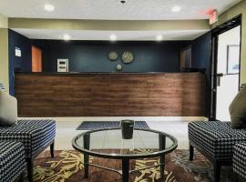 贝斯特维斯特行政酒店 - 基列山, Pulaskiville
