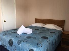 瓦萨迦莫泰汽车旅馆, 沃萨加比奇海滩